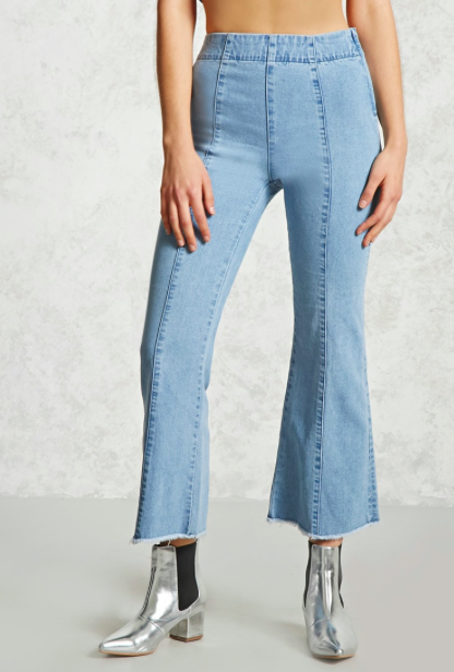 Forever 21 Flared jeans
