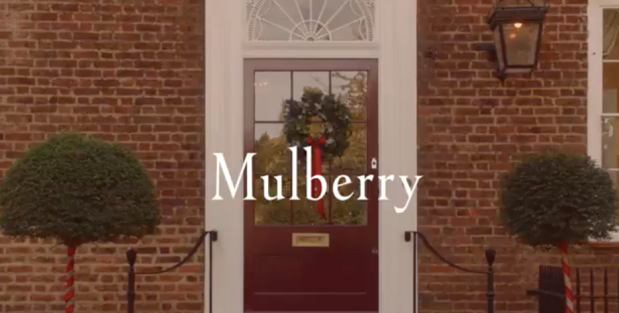 Burberry advent calender