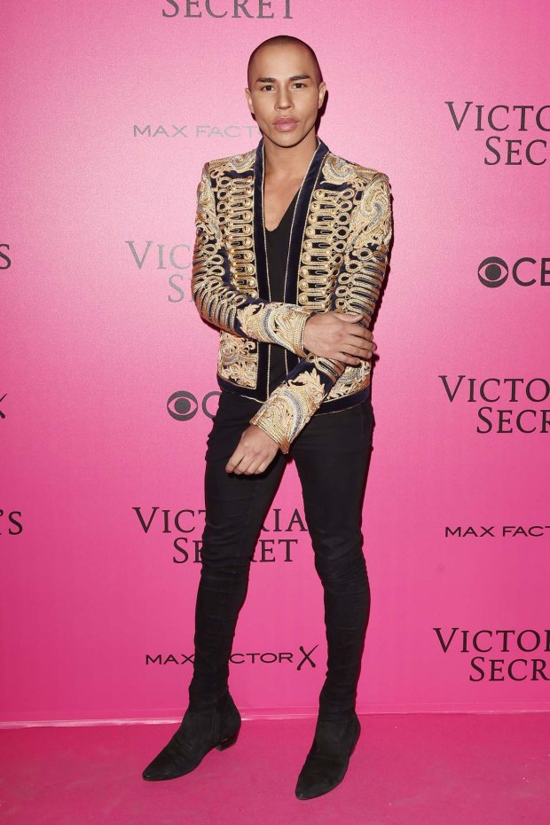 Victoria's Secret Fashion Show, Arrivals, Grand Palais, Paris, France - 30 Nov 2016